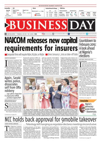 BusinessDay 26 Jul 2018 by BusinessDay - issuu