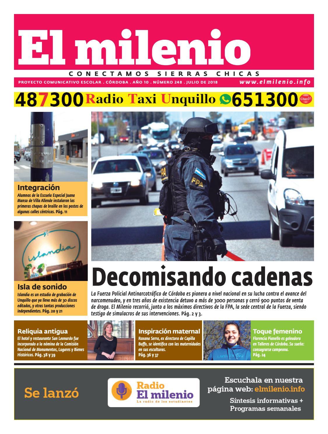 ab5681a52 El milenio edición 248: La FPA desde adentro by Periódico El Milenio ...