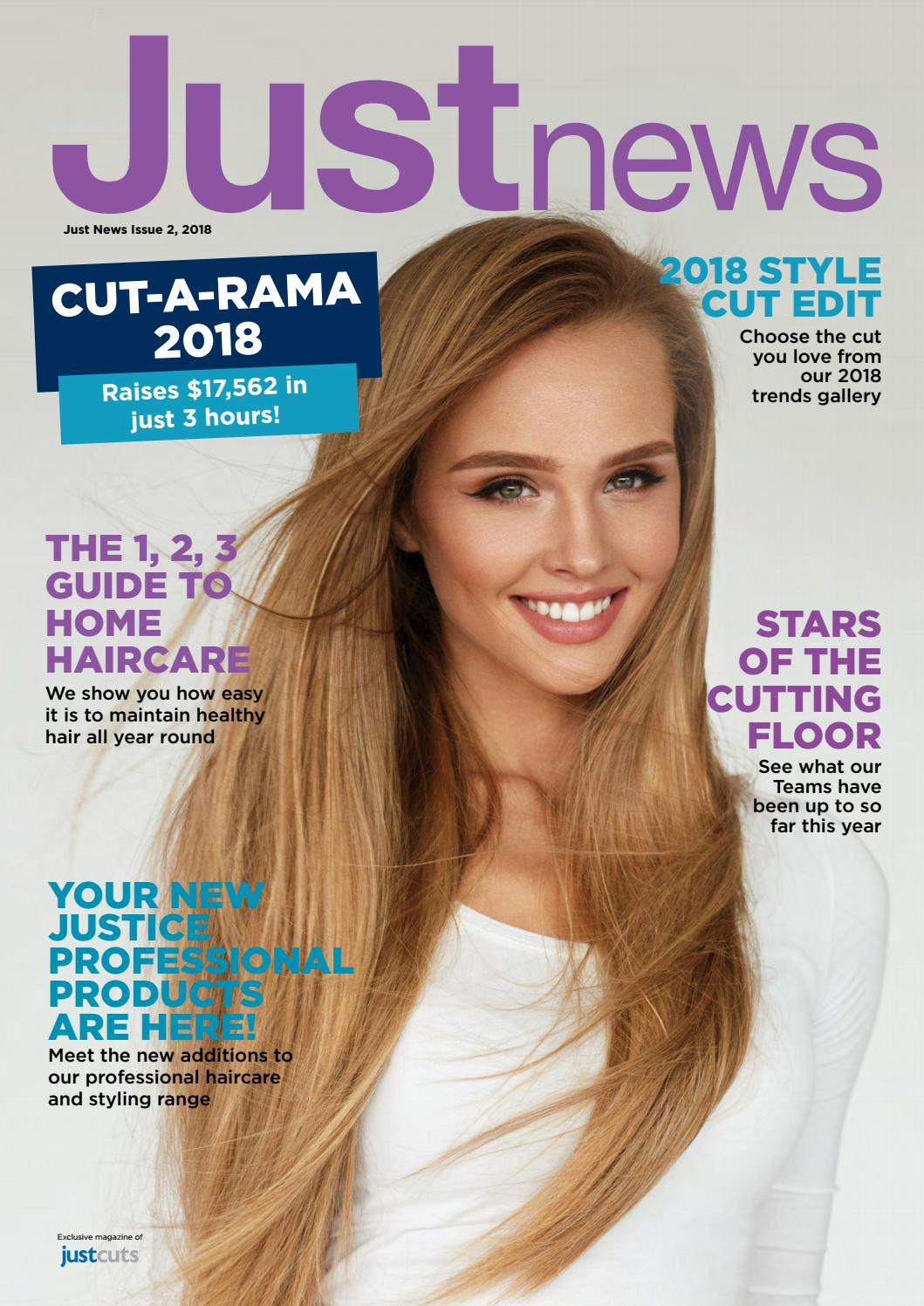 just cuts just news - issue 2 - 2018 new zealand by justcuts