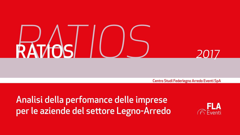 Analisi Settore Arredamento 2017 presentazione ratios 2017 by federlegno arredo - issuu