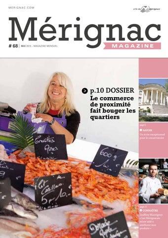 De By Mérignac Issuu Magazine Ville 2018 Mai qAwwOxSB