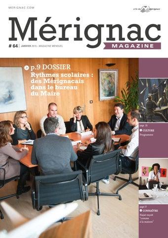 065403e43d0e94 Mérignac Magazine - Janvier 2015 by Ville de Mérignac - issuu