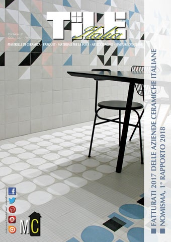 Centro Ceramica Di Sacco Lorenzo C Snc.Tile Italia 4 2018 By Tile Edizioni Issuu