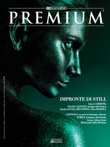 a225d90b6c3ff Premium IN Magazine 01 2018 by Edizioni IN Magazine srl - issuu