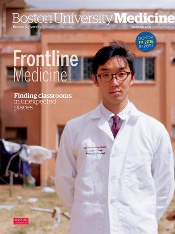 Boston University Medicine - Winter 2017 by BUSM - issuu