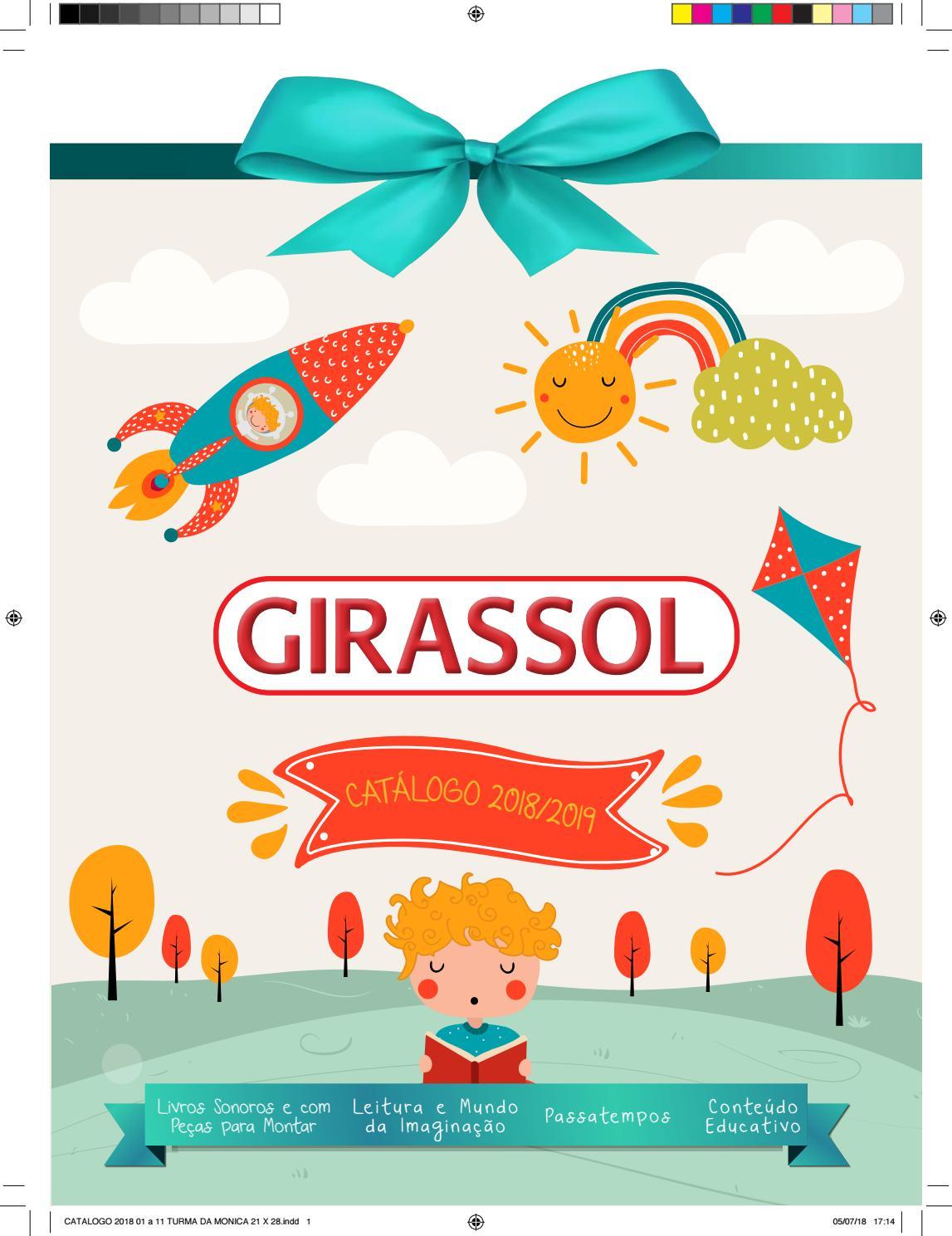 298d2e168 Girassol Brasil - catálogo 2018/2019 by Editora Girassol Brasil - issuu