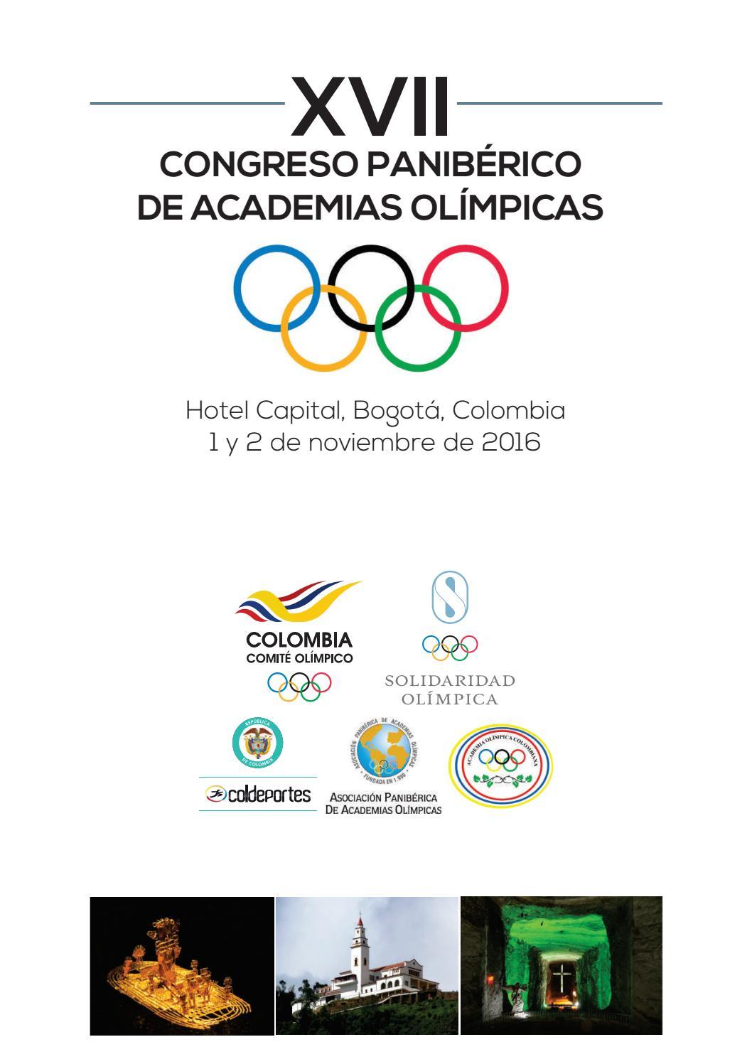 Xvii Congreso De Academias Olímpicas Nacionales By Apao Issuu