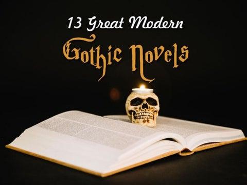 13 great modern gothic novel by blue magik issuu