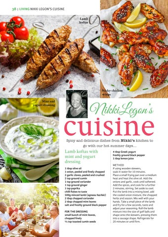 Page 38 of Spicy Summer Recipes