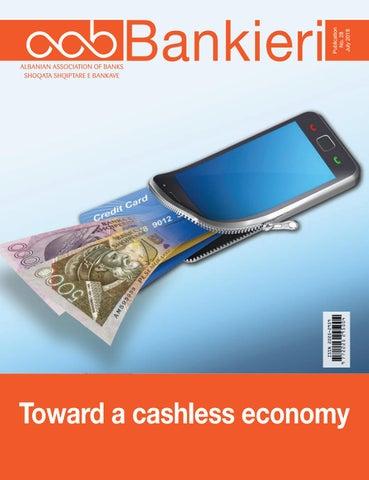 Bankieri 28 Anglisht vizionim by Shoqata Shqiptare Bankave - issuu