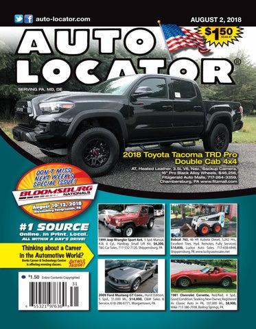 d2551a0c8fd 08-02-18 Auto Locator Blue Edition by Auto Locator and Auto ...