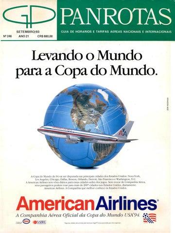 Guia PANROTAS - Edição 246 - Setembro 1993 by PANROTAS Editora - issuu 363d709e362