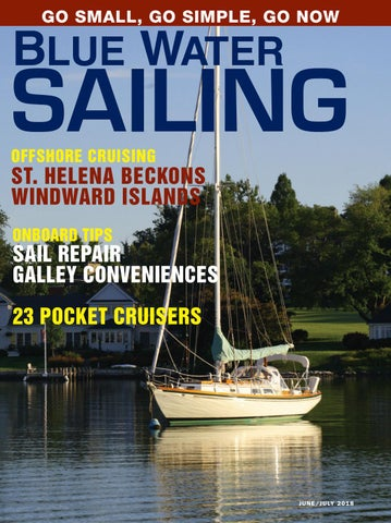 Blue Water Sailing June/July 2018 by Blue Water Sailing - issuu