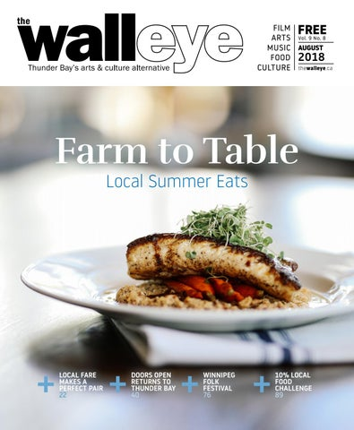 August 2018 By The Walleye Magazine Issuu