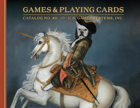 ce8c0aa411ad4 Games and Playing Cards Catalog # 80 from U.S. Games Systems, Inc ...