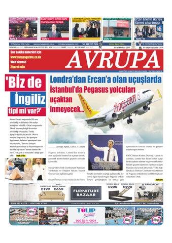 f8f40a0704889 Avrupa gazete egazete 6 temmuz 2018 by Vatan Londra - issuu