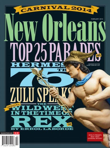 670bf93fc3 New Orleans Magazine February 2014 by Renaissance Publishing - issuu
