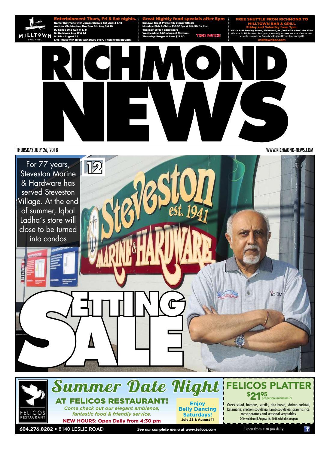 Richmond bc dating