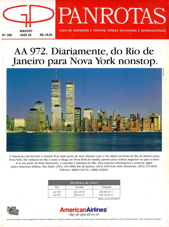 89c77820a2208 Guia PANROTAS - Edição 290 - Maio 1997 by PANROTAS Editora - issuu