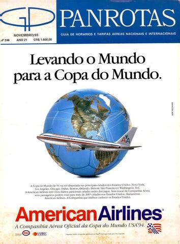 f2ac6d879 Guia PANROTAS - Edição 248 - Novembro 1993 by PANROTAS Editora - issuu