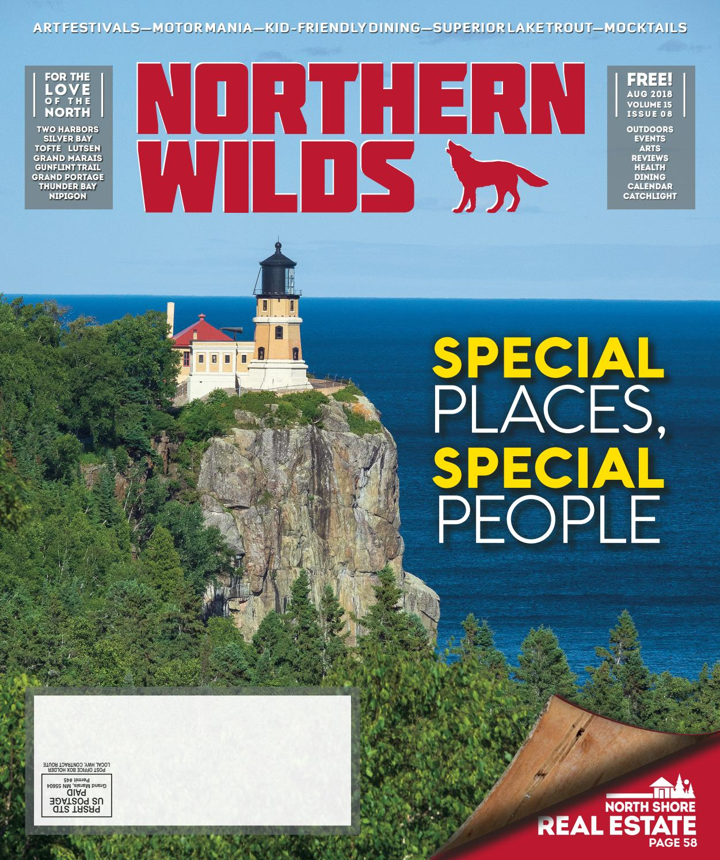 Northern Wilds August 2018 by Northern Wilds Magazine - issuu