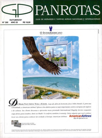 7fcf90bba1d Guia PANROTAS - Edição 295 - Outubro 1997 by PANROTAS Editora - issuu