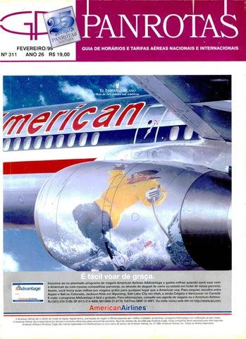 495c60fa27b Guia PANROTAS - Edição 311 - Fevereiro 1999 by PANROTAS Editora - issuu