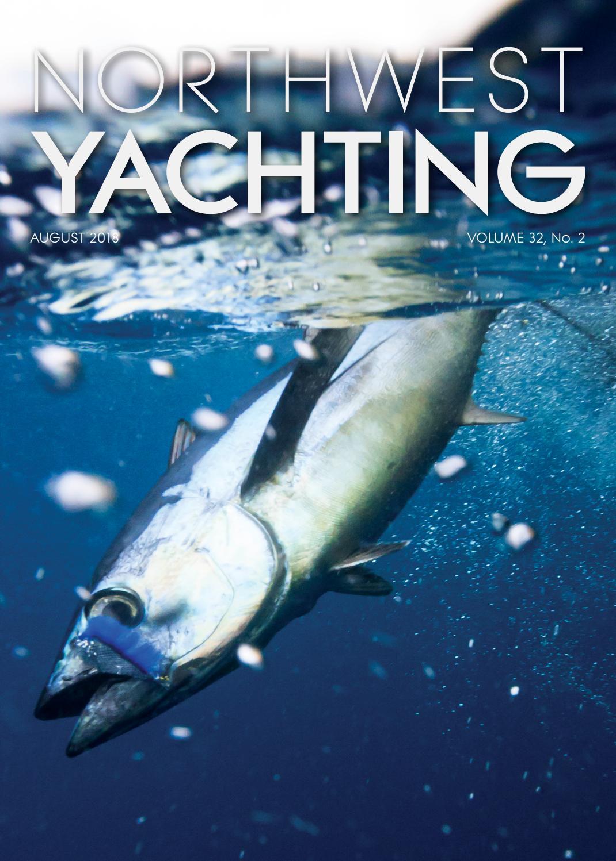 Northwest Yachting August 2018 By Issuu 1987 Bayliner Volvo Penta Wiring Diagram
