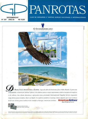 Guia PANROTAS - Edição 297- Dezembro 1997 by PANROTAS Editora - issuu 2144dafae9