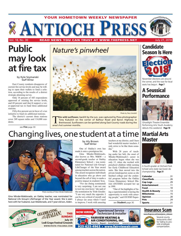 Antioch Press 07 27 18 by Brentwood Press & Publishing - issuu
