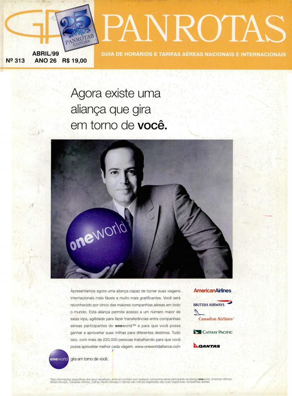 075380a24 Guia PANROTAS - Edição 313 - Abril/1999 by PANROTAS Editora - issuu