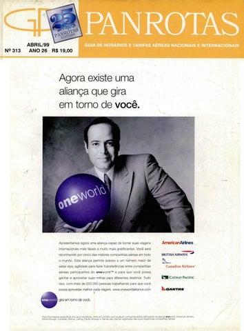 acf02a89a Guia PANROTAS - Edição 313 - Abril/1999 by PANROTAS Editora - issuu