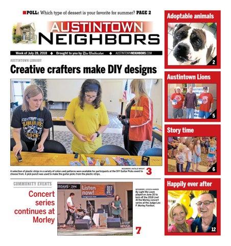 Austintown Neighbors - July 28, 2018 by The Vindicator - issuu