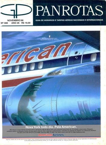 7e2a1aace14ee Guia PANROTAS - Edição 308 - Novembro 1998 by PANROTAS Editora - issuu