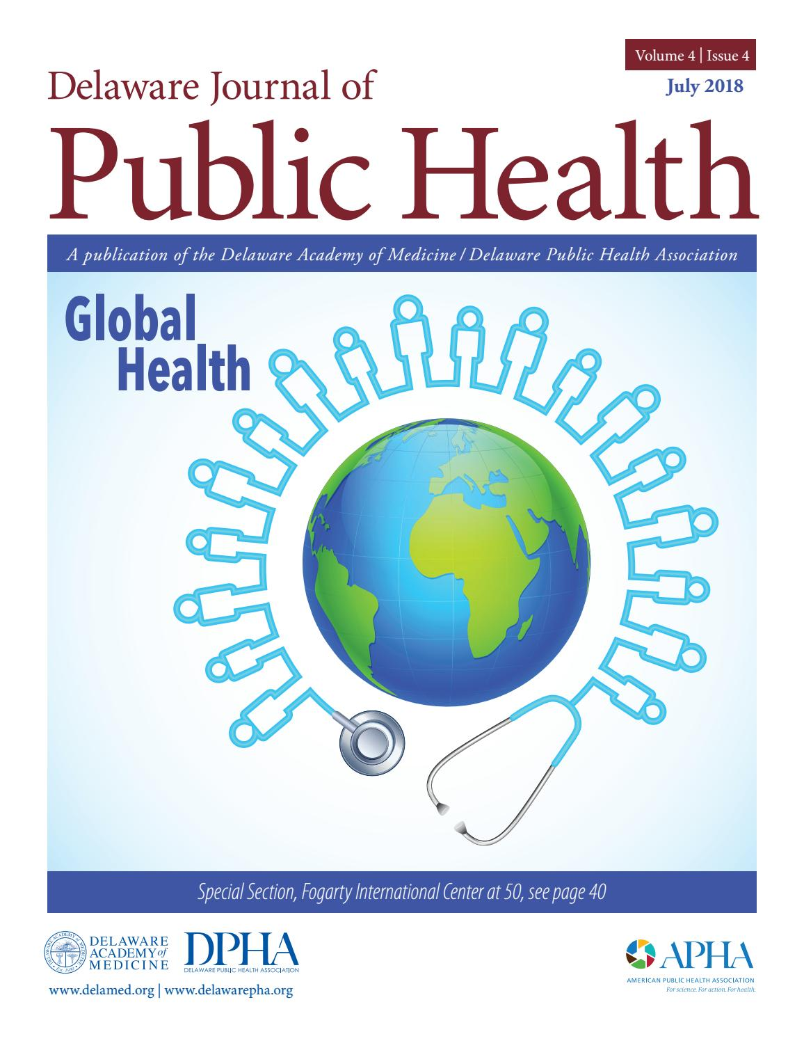 Delaware Journal of Public Health - Global Health by Delaware Academy of  Medicine and the Delaware Public Health Association - issuu