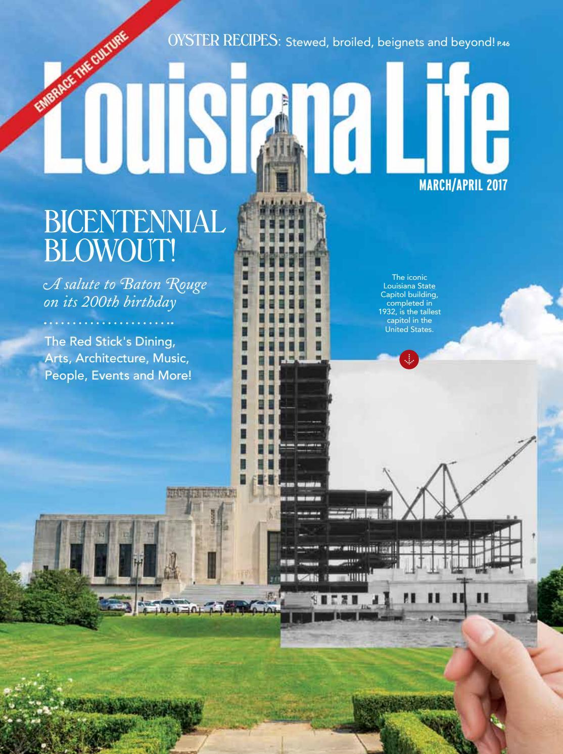 Louisiana Life March-April 2017 by Renaissance Publishing