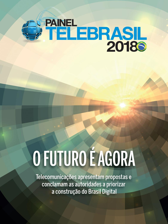 62º Painel Telebrasil 2018 by Convergencia Digital - issuu 04ceed6d9a
