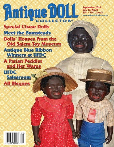16af55341e7 2014 ANNUAL by Antique Doll Collector Magazine - issuu