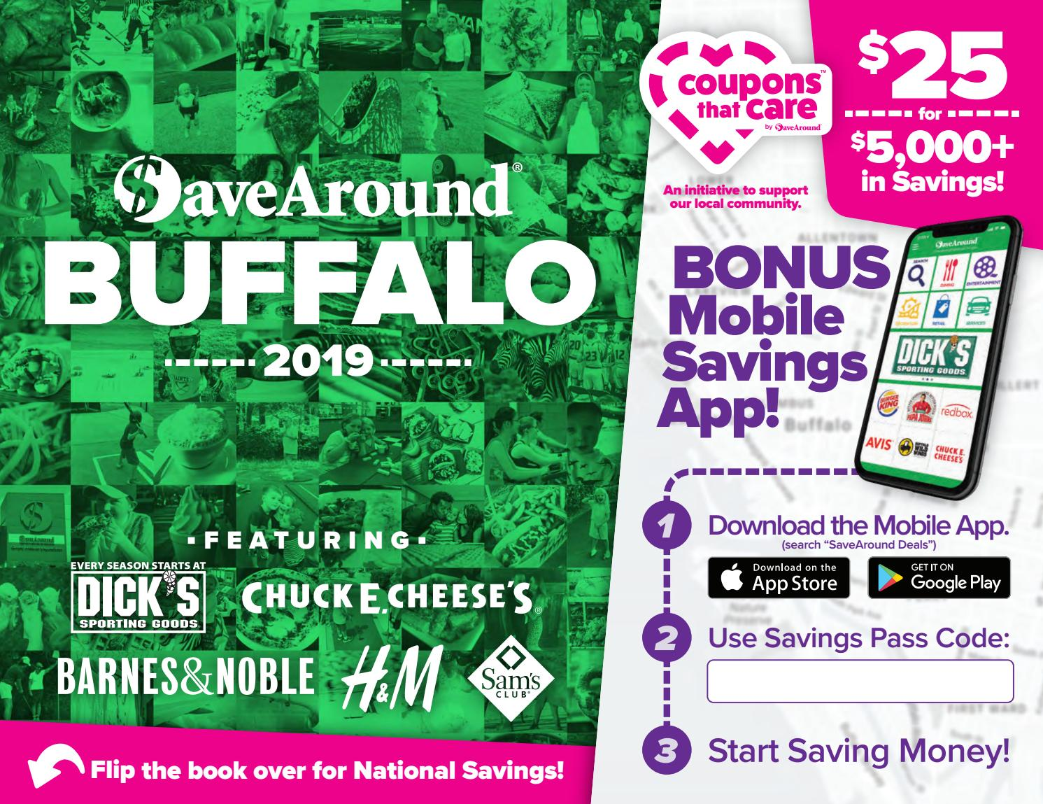 abba0e2d0478 Buffalo NY by SaveAround - issuu