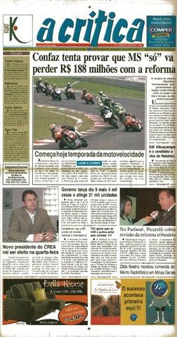 cc9afeaa1ba9a Jornal A Critica - Edição 1385 - 01 06 2008 by JORNAL A CRITICA - issuu
