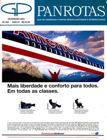 d4c875b06a Guia Panrotas - Edição 335 - Fevereiro 2001 by PANROTAS Editora - issuu