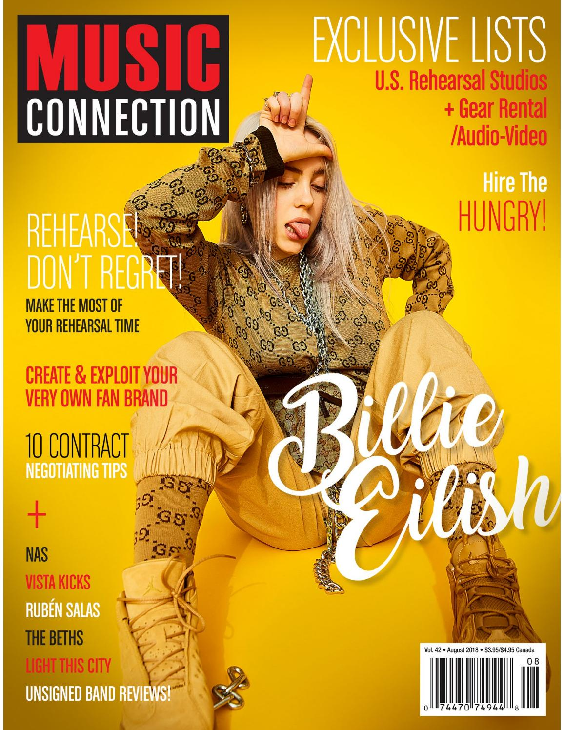 Music Connection August 2018 by Music Connection - issuu
