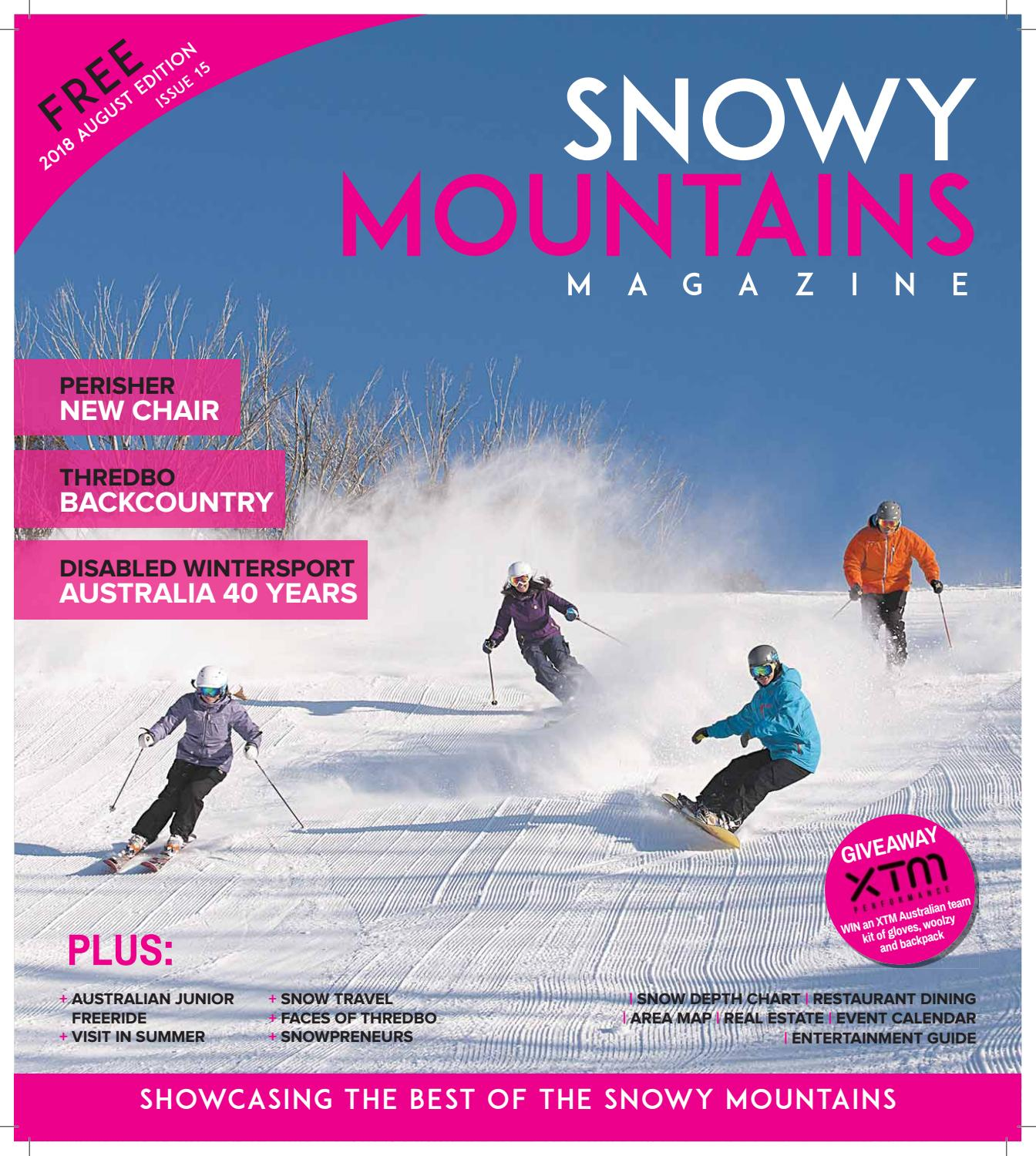 0c9349ce709 Snowy Mountains Magazine by provincial press group - issuu