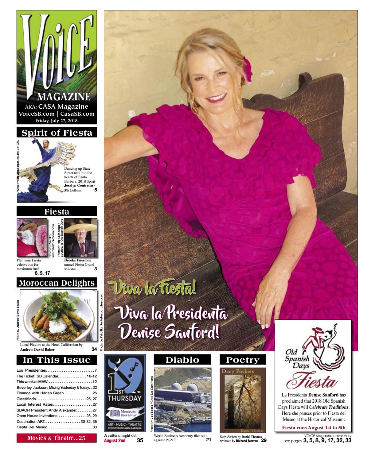 VOICE Magazine: July 27, 2018 by Voice Magazine / CASA - issuu