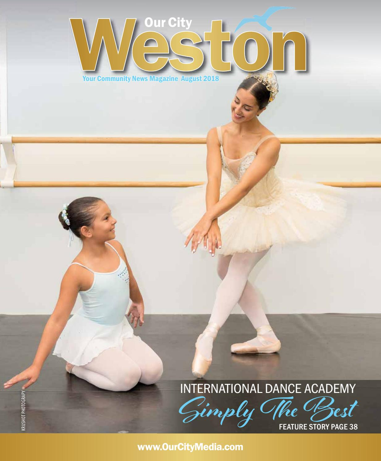 Our City Weston August 2018 By Our City Media Issuu