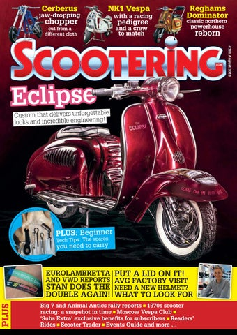 93f3f3ea8 Scootering – August 2018 by bao vu - issuu