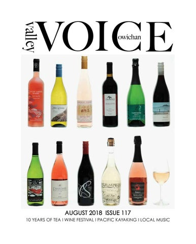 c1088926e04c6a August 2018 Issue 117 by Cowichan Valley Voice - issuu
