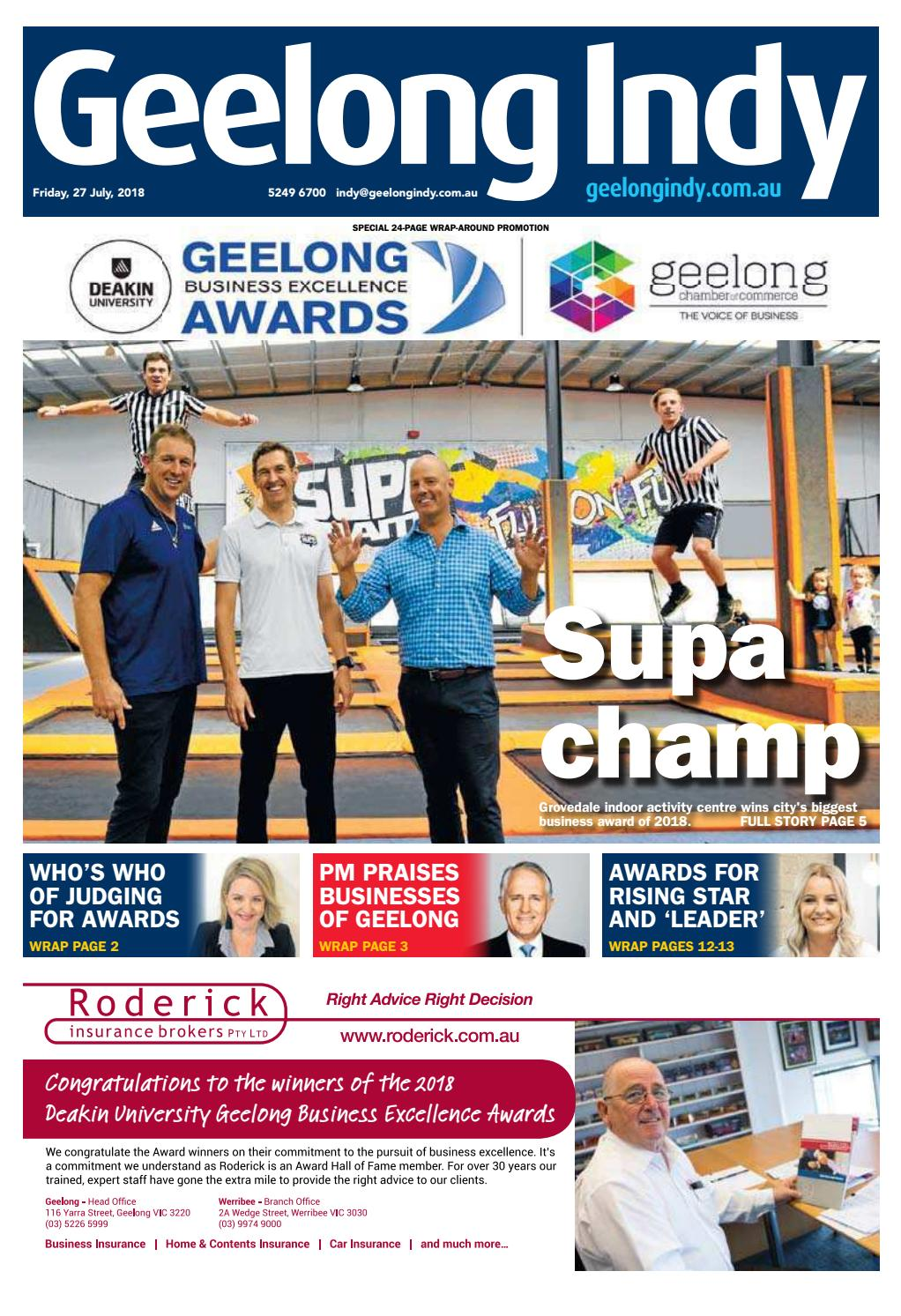 Geelong Indy 27th July 2018 By Star News Group Issuu