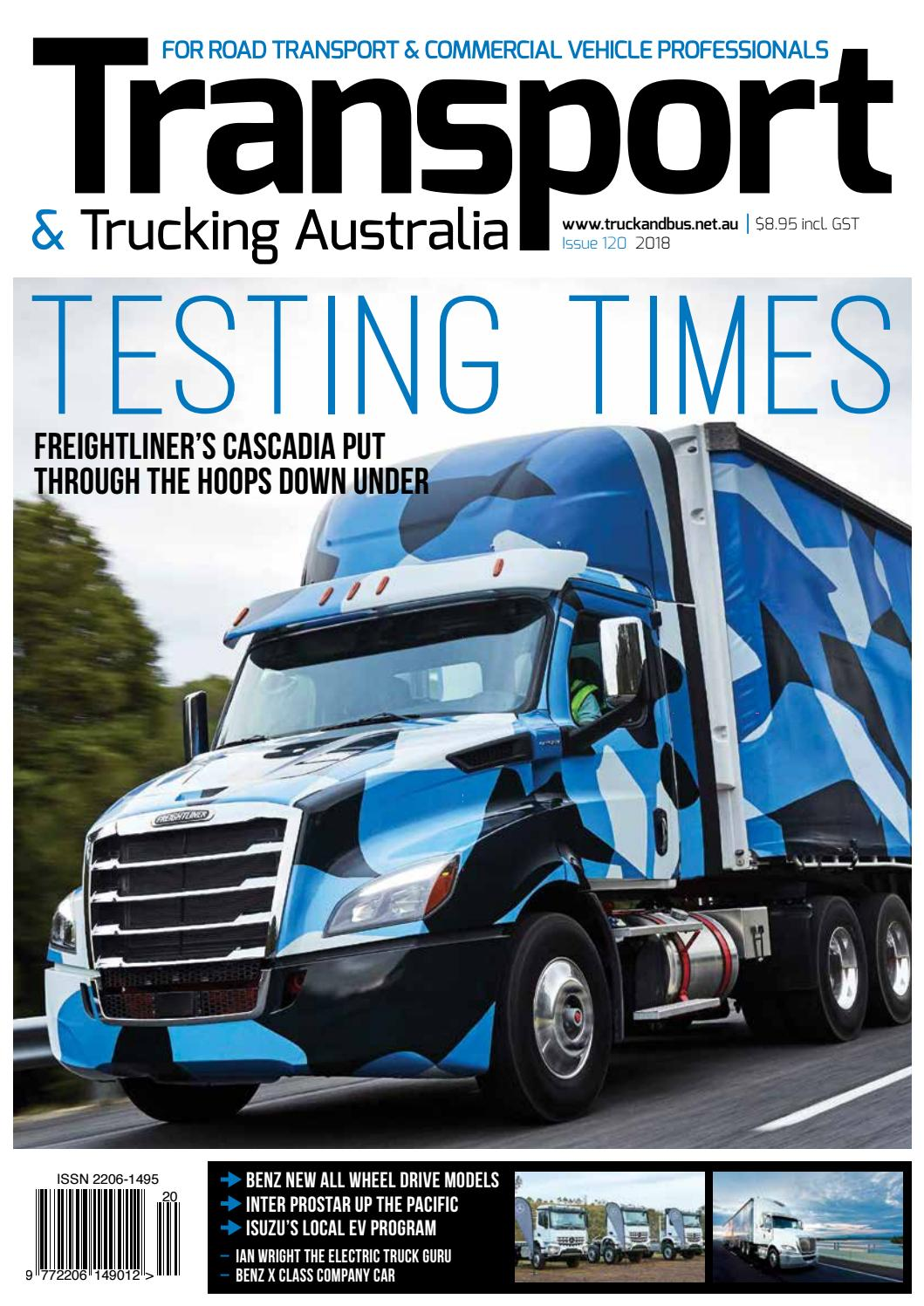 52efba4463 Transport   Trucking Issue 120 by Transport Publishing Australia - issuu