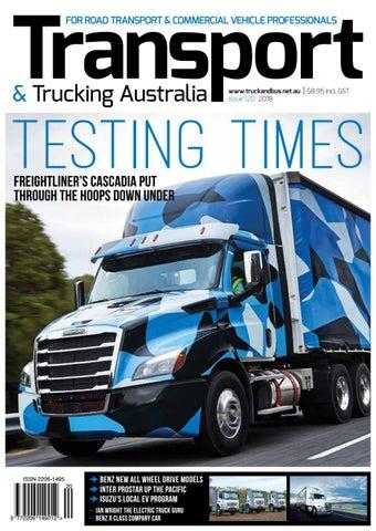 Transport & Trucking Issue 120 by Transport Publishing Australia - issuu